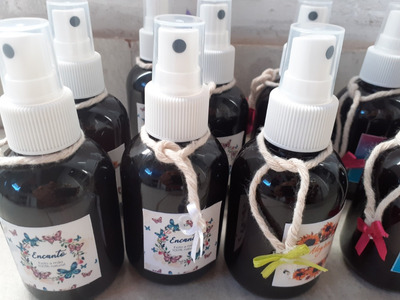 Kit Com 10 Aromatizantes De Ambiente. 120 Ml Cada.