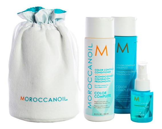 Moroccanoil Kit Beauty Color Complete Protección Color Pelo