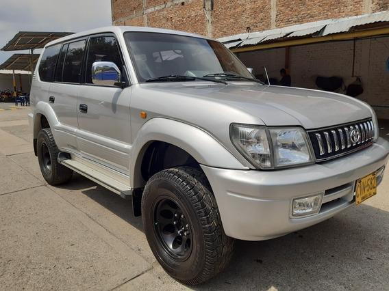 Toyota Prado Prado Vx Mecanica