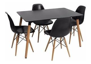 Mesa Comedor Eames 1.20 Mdf