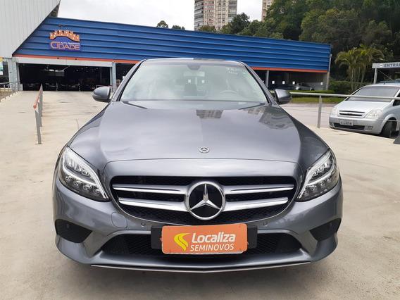 Mercedes-benz C 180 1.6 Cgi Gasolina Avantgarde 9g-tronic