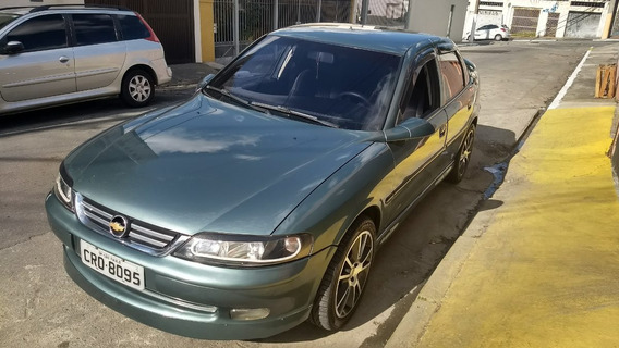 Vectra 2.2 Gls 8v Gasolina 4 Portas Manual