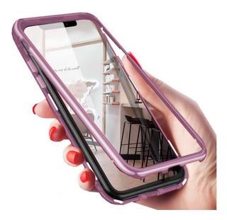 Capa Capinha Case Samsung Magnética 180º Rosa