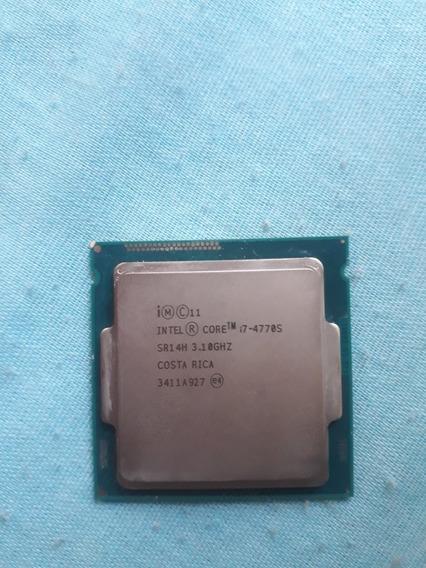 Processador Intal I7 4770s