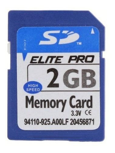 Cartão Sd 2gb Original Tanita Bc601 - Adoro Eletrônicos