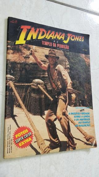 Revista Indiana Jones E O Templo Da Perdição