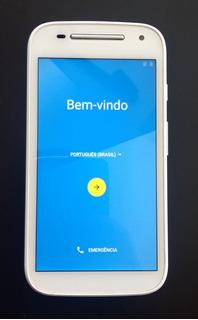 Motorola Moto E 2ª Geração 16gb Dual Chip Branco