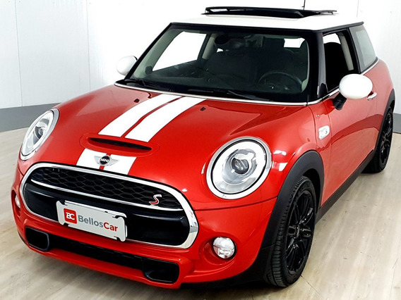 Mini Cooper 2.0 S Top 16v Turbo Gasolina 2p Automático 2...