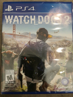 Watch Dogs 2 Ps4 Fisico Nuevo Xstation