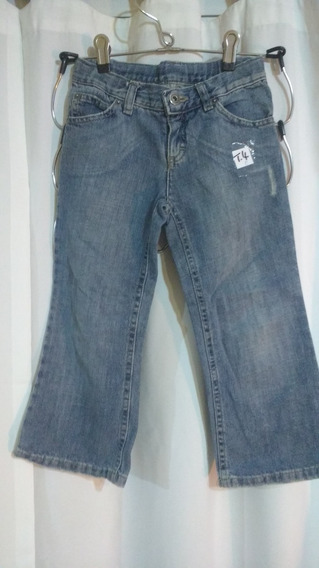 Jeans T. 4 Niña Cheeky