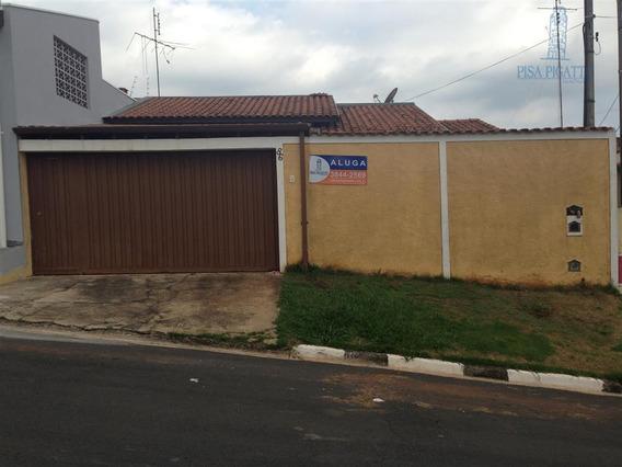 Casa Com 3 Dormitórios Para Alugar, 106 M² Por R$ 1.400,00/ano - Parque Das Árvores - Paulínia/sp - Ca0499