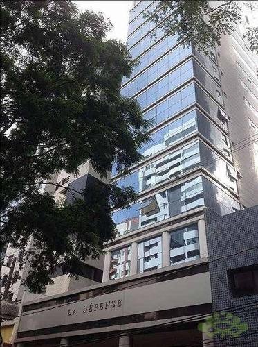 Imagem 1 de 13 de Laje Para Alugar, 174 M² Por R$ 6.500,00/mês - Bigorrilho - Curitiba/pr - Lj0009