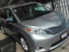 Toyota Sienna Xle Ltd 2012
