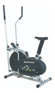 Caminador Eliptico C/asiento Mod4 Bicicleta Fija Modelo 2x1