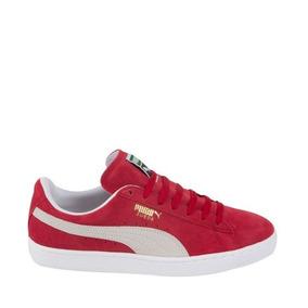 5a3085e9d3c Tenis Puma Suede Rojos - Ropa, Bolsas y Calzado en Mercado Libre México