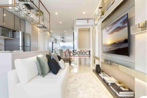 Imagem 1 de 30 de Studio Com 1 Dormitório À Venda, 27 M² Por R$ 436.894,00 - Vila Clementino - São Paulo/sp - St0097