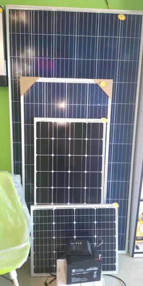 Paneles Solares De 330w, 150w, 100w, 50w.