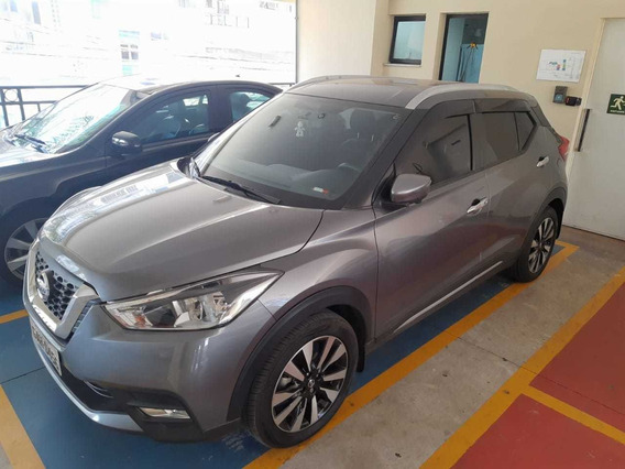 Nissan Kicks Sl Completo E Ótimo Estado