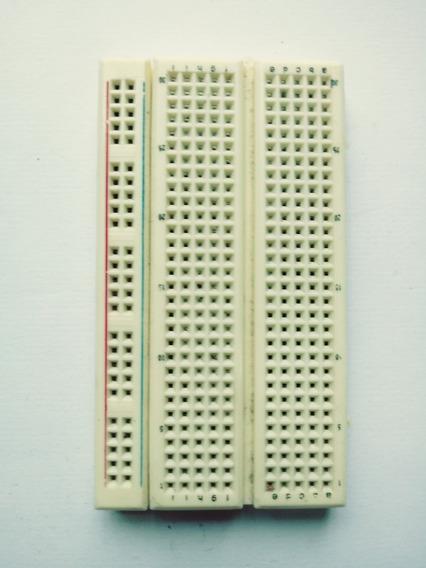 Protoboard Pequeno, Com 8cm