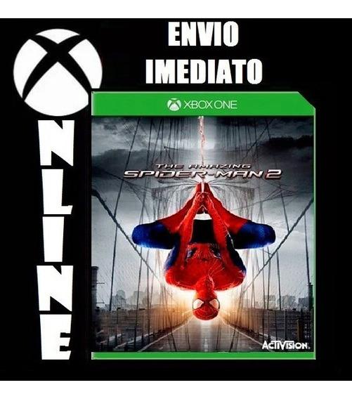 Spider Man 2 Xbox One Digital Online Original