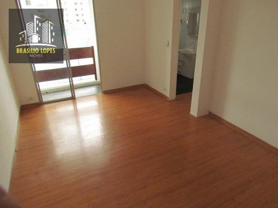 Apartamento No Jardim Santa Cruz Com 2 Dorms E 1 Vg