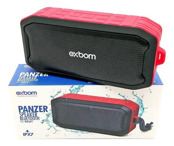 Caixa De Som Bluetooth Portátil Prova Água Original Promoção