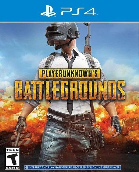Playerunknowns Battlegrounds Ps4 Envio Agora