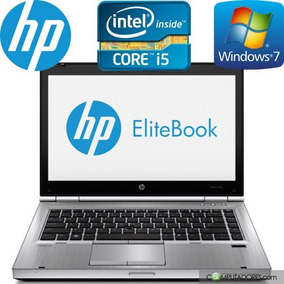 Notebook Hp Elitebook 8470p I5 8gb 500gb