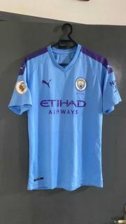 Camisa Do Manchester City Puma