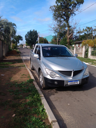 Ssangyong Actyon Camionete, Diesel