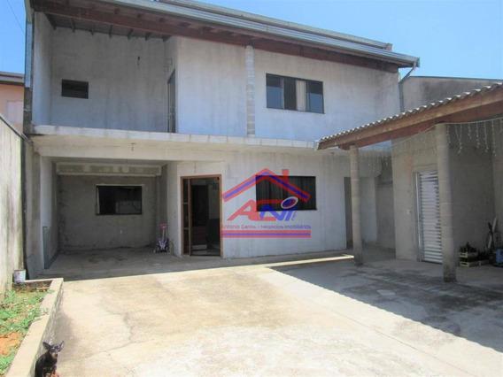 Casa Com 3 Dormitórios À Venda, 160 M² Por R$ 480.000 - Jardim Terras De Santo Antônio - Hortolândia/sp - Ca0138
