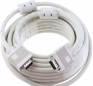 Cable Vga 10 Mts Con Filtro