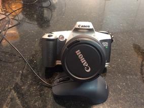 Câmera Analógica Canon Eos-500n 28-90mm