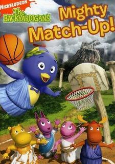 Backyardigans: Mighty Match-up [importado]