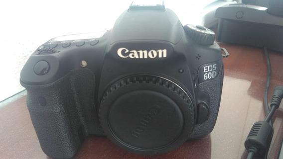 Camera Canon Eos 60d Só Corpo