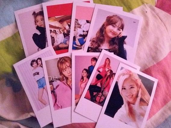 Kit C/ 9 Polaroid