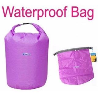 Saco Estanque Dry Bag Prova Água Flutuante Brilhante 70lts