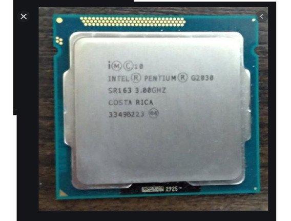 Pentium G 2030 - 3.00 Ghz - 3mb - 1155 - Perfeito