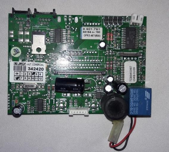 Kit 5 Placas Logica Impressora Termica Elgin Tp3000 Serial
