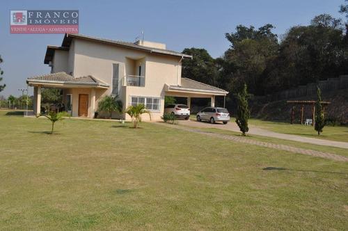 Imagem 1 de 30 de Chácara Com 3 Dormitórios À Venda, 6900 M² Por R$ 2.500.000,00 - Chácara São Bento - Vinhedo/sp - Ch0052