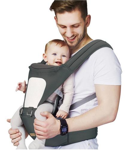 Canguru Bebê Ergonômico 5way Maxi Baby Hipseat Até 15kg
