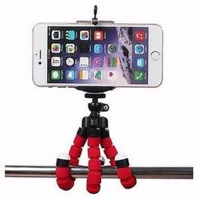 Tripé Flexivel Para Smartphones, Cameras Dslr.