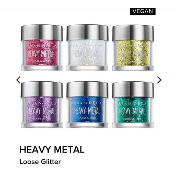 Urban Decay Heavy Metal Loose Glitter Catfight