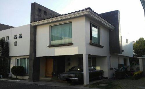 Se Vende Casa En La Herradura Metepec, A Unas Cuadras De Town Square