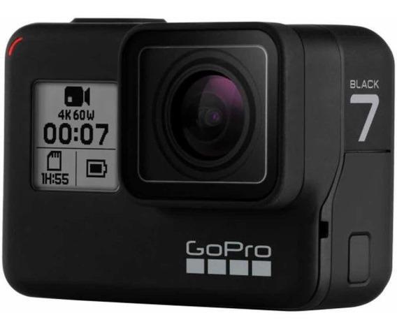 Gopro Hero 7 Black 12mp 4k Wi-fi Nf Prod.vitrine