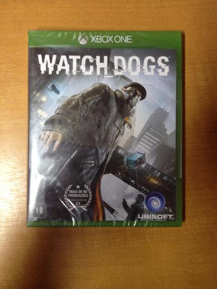 Xbox One Watch Dogs Novo Lacrado