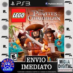 Lego Piratas Do Caribe - Psn Ps3 - Hometeky Games