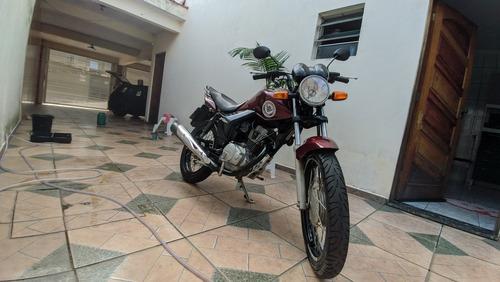 Honda Cg 150 Mix