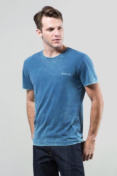 Camiseta Mescla Marmor Institucional Reserva