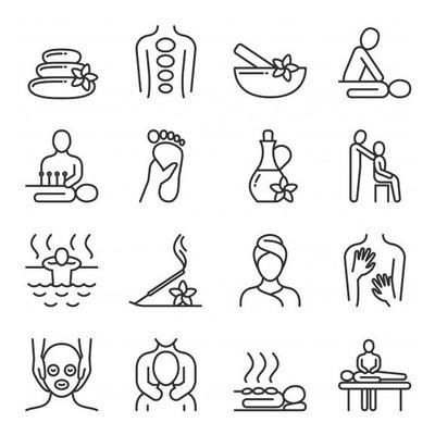 Masajes Terapéuticos, Relajantes Y Descontracturantes.